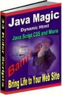 Cover graphic - Javascript Magic