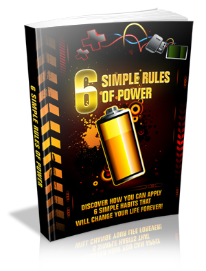 6 Simple Rules Of Power virtual cover