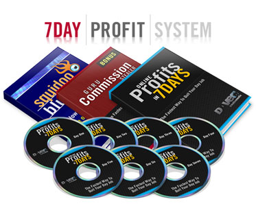 7 Day Profit System virtual cover