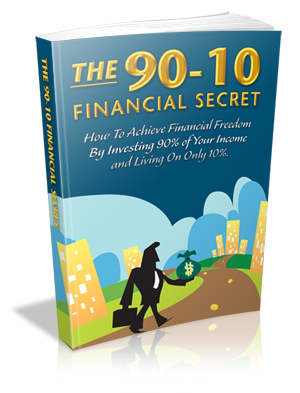The 90-10 Financial Secret virtual cover