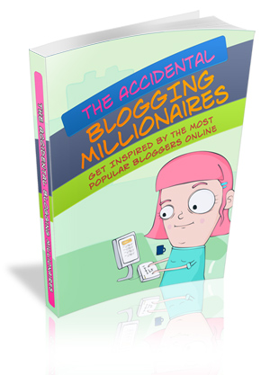 The Accidental Blogging Millionaires virtual cover