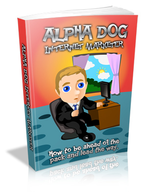 Alpha Dog Internet Marketer virtual cover
