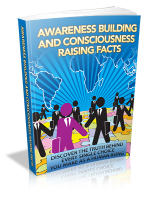 Awareness Building And Consciousness Raising Facts virtual cover