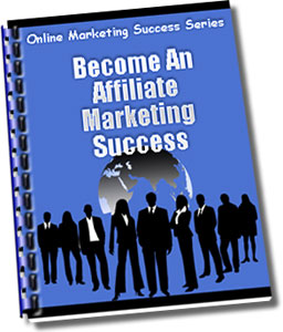 Become An Affiliate Marketing Success virtual cover