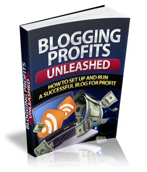 Blogging Profits Unleashed virtual cover