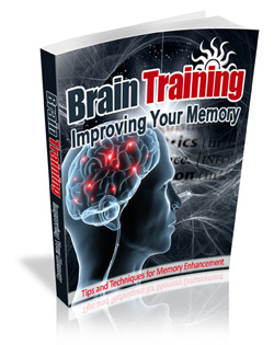 Brain Training - Improving Your Memory virtual cover