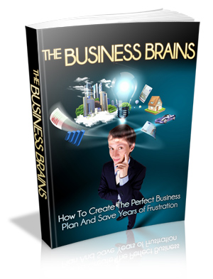 The Business Brains virtual cover