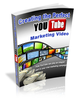 Creating The Perfect YouTube Marketing Video virtual cover