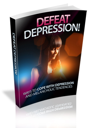 Defeat Depression virtual cover