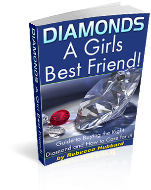 Cover graphic - Diamonds A Girls Best Friend!