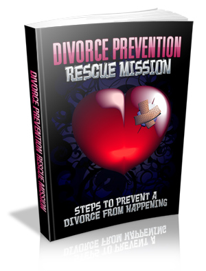 Divorce Prevention Rescue Mission virtual cover
