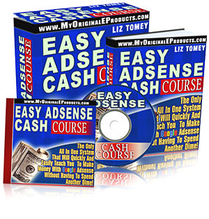 Easy Adsense Cash Course graphic