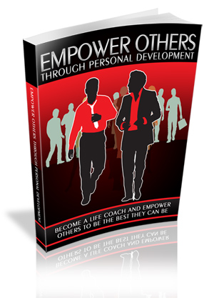 Empower Others Through Personal Development virtual cover