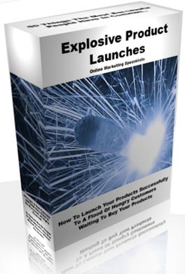 Cover: Explosive Product Launches