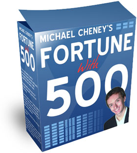 Fortune With 500 virtual box