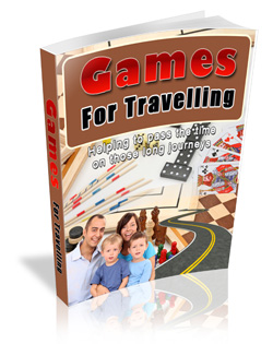 Games For Travelling virtual cover
