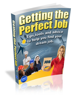 Getting The Perfect Job virtual cover