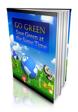 Go Green - Save Green At The Same Time virtual cover