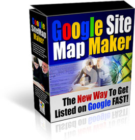 Google Site Map Maker Cover