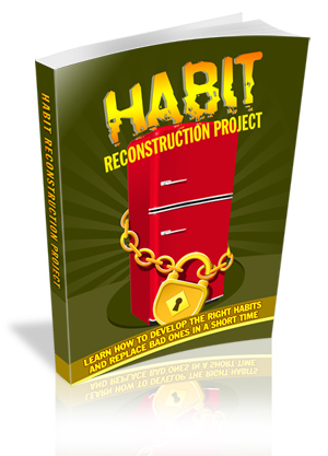 Habit Reconstruction Project virtual cover