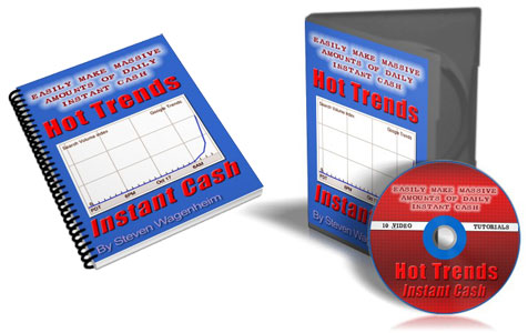 Hot Trends Instant Cash virtual cover