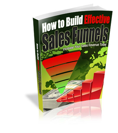 How To Build Effective Sales Funnels virtual cover