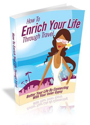 How To Enrich Your Life Through Travel virtual cover