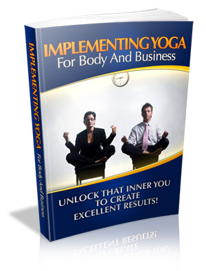 Implementing Yoga For Body And Business virtual cover