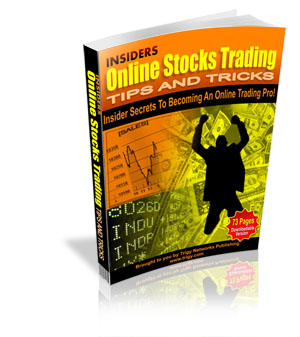 Insiders Online Stocks Trading Tips And Tricks virtual cover