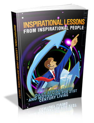 Inspirational Lessons For Inspirational People virtual cover