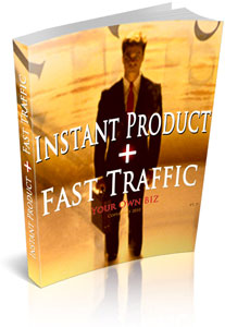 Instant Product + Fast Traffic virtual cover