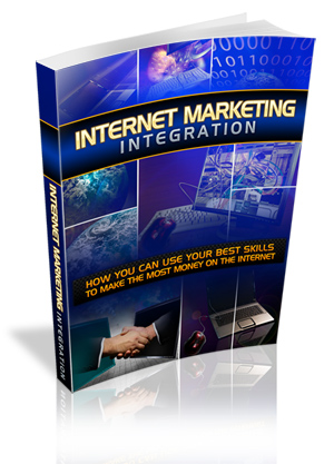 Internet Marketing Integration virtual cover