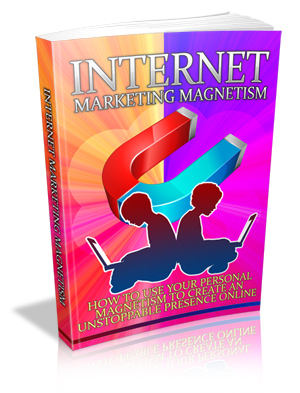Internet Marketing Magnetism virtual cover