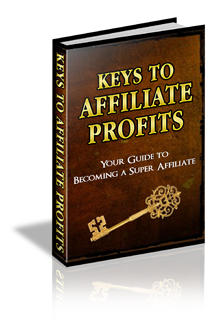 Keys To Affiliate Profits virtual cover