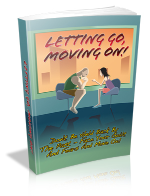 Letting Go, Moving On! virtual cover