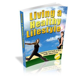 Living A Healthy Lifestyle virtual cover