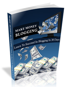 Make Money Blogging virtual cover
