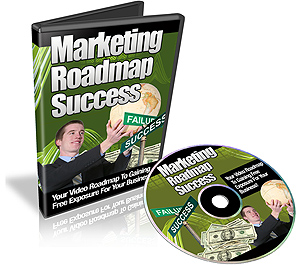 Marketing Roadmap Success virtual cover
