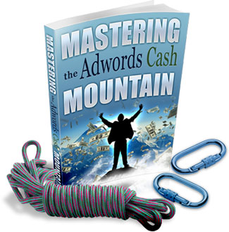 Mastering The AdWords Cash Mountain virtual cover