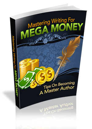Mastering Writing For Mega Money virtual cover