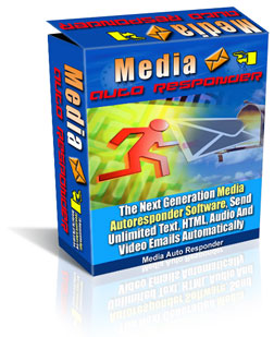 Media Autoresponder box graphic