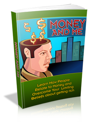 Money And Me virtual cover