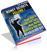 Cover Graphic - Money Secrets Volume 1 eBook