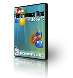 MS Vista Performance Tips Video Series virtual cover