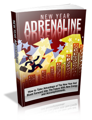 New Year Adrenaline virtual cover