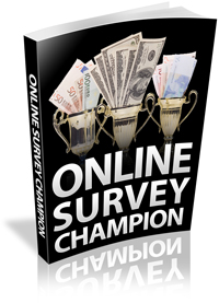 Online Survey Champion virtual cover