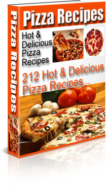 Pizza Recipes virtual cover