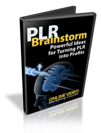 PLR Brainstorm virtual cover