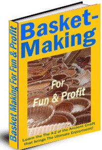Basket Making For Fun And Profit cover graphic