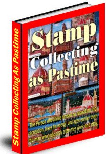 Stamp Collecting As Pastime cover graphic